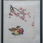 zondag 30 september 2018: 16.00 Vernissage:  Zhou le Sheng en Marijke Hennevelt
