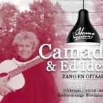 Vrijdag 7 Februari 20.30 Concert Camadou & Ed Idema Homesession RCBC